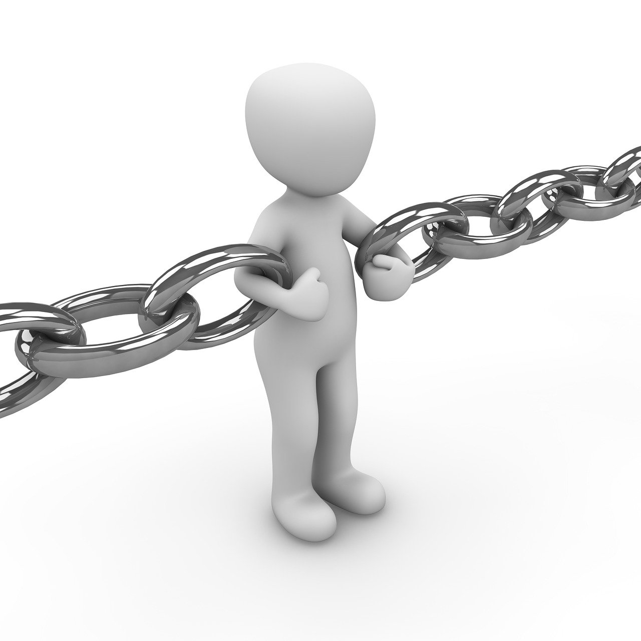 chain, strong, protection